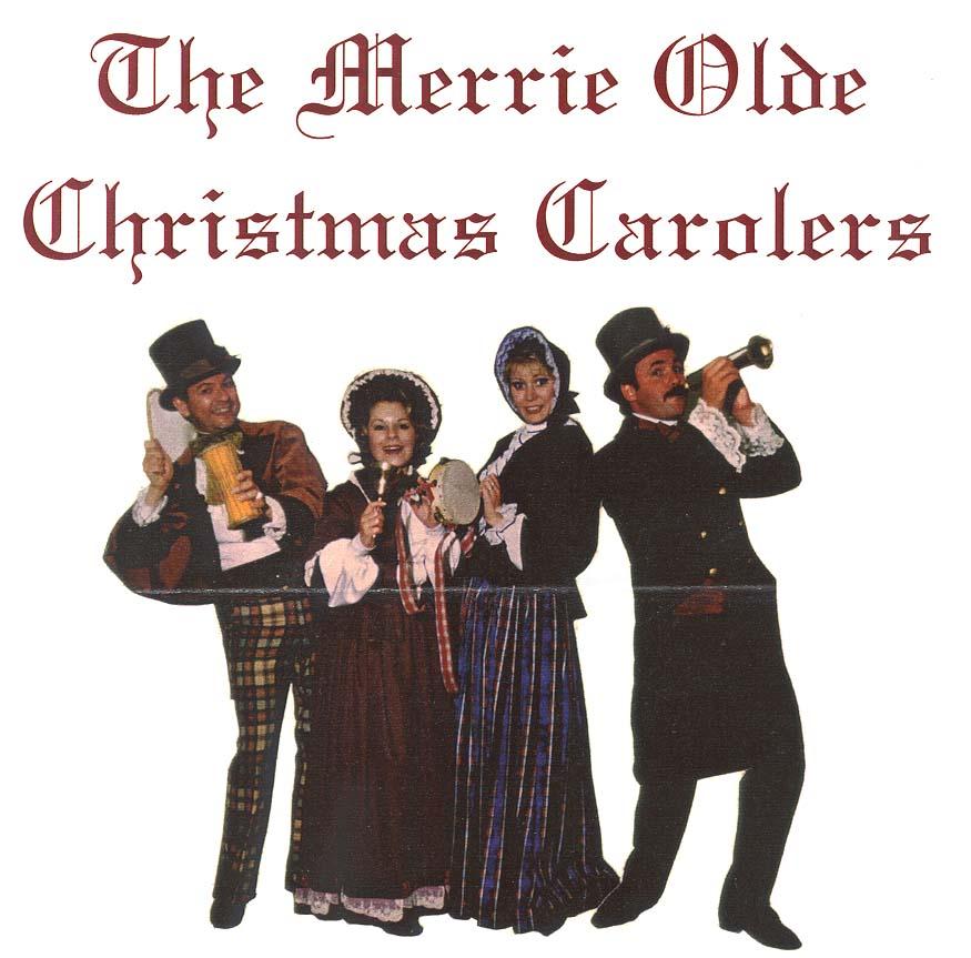 Joy And Noel Holiday Caroler: Christmas Carolers